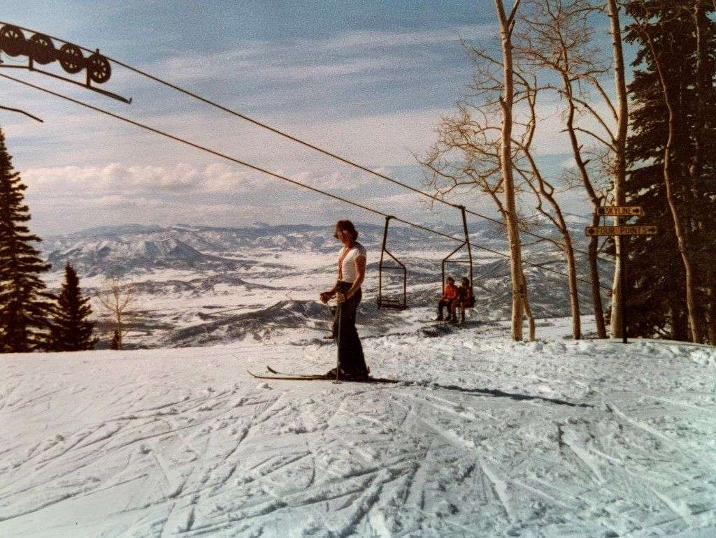 This image has an empty alt attribute; its file name is steve-colorado1978.jpg